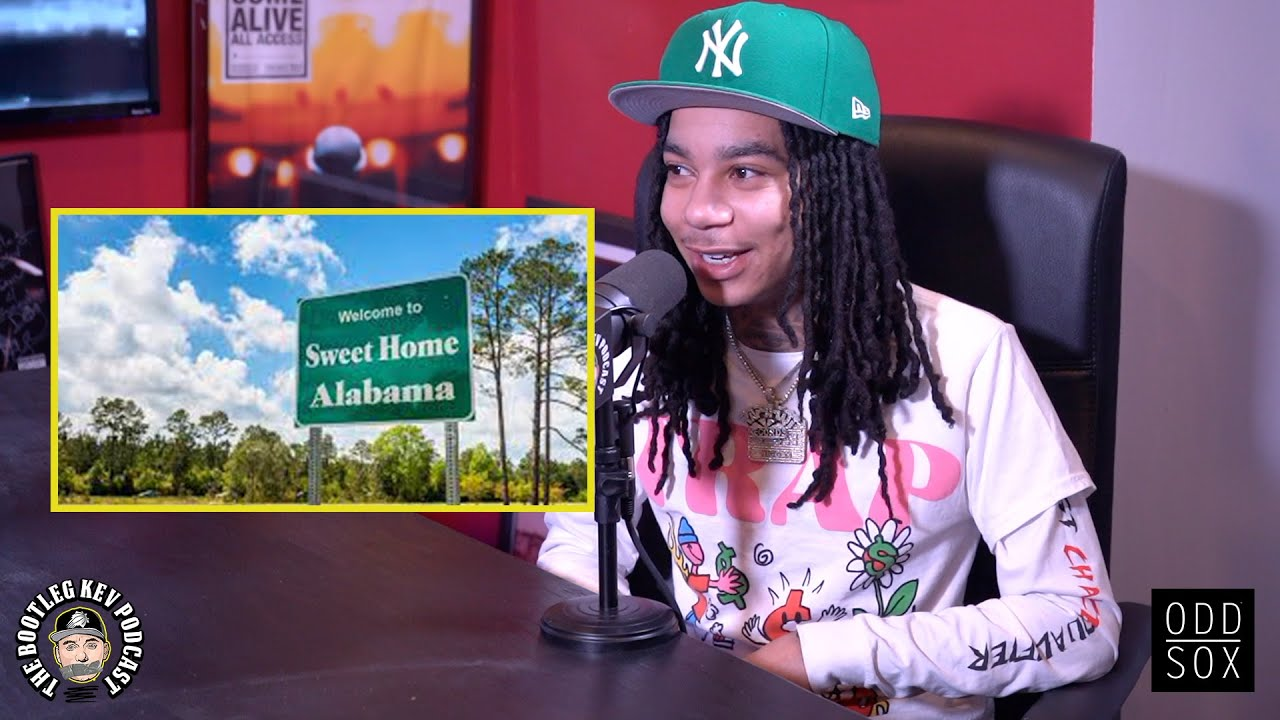 YBN Nahmir Doesn't Go Back to Alabama | The Bootleg Kev Podcast