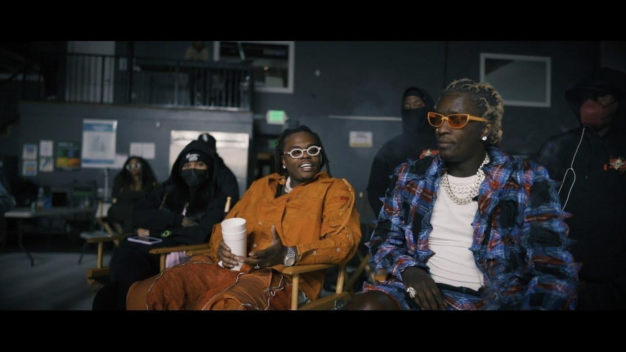Young Thug & Gunna - Ski [Behind The Scenes]   Young Stoner Life