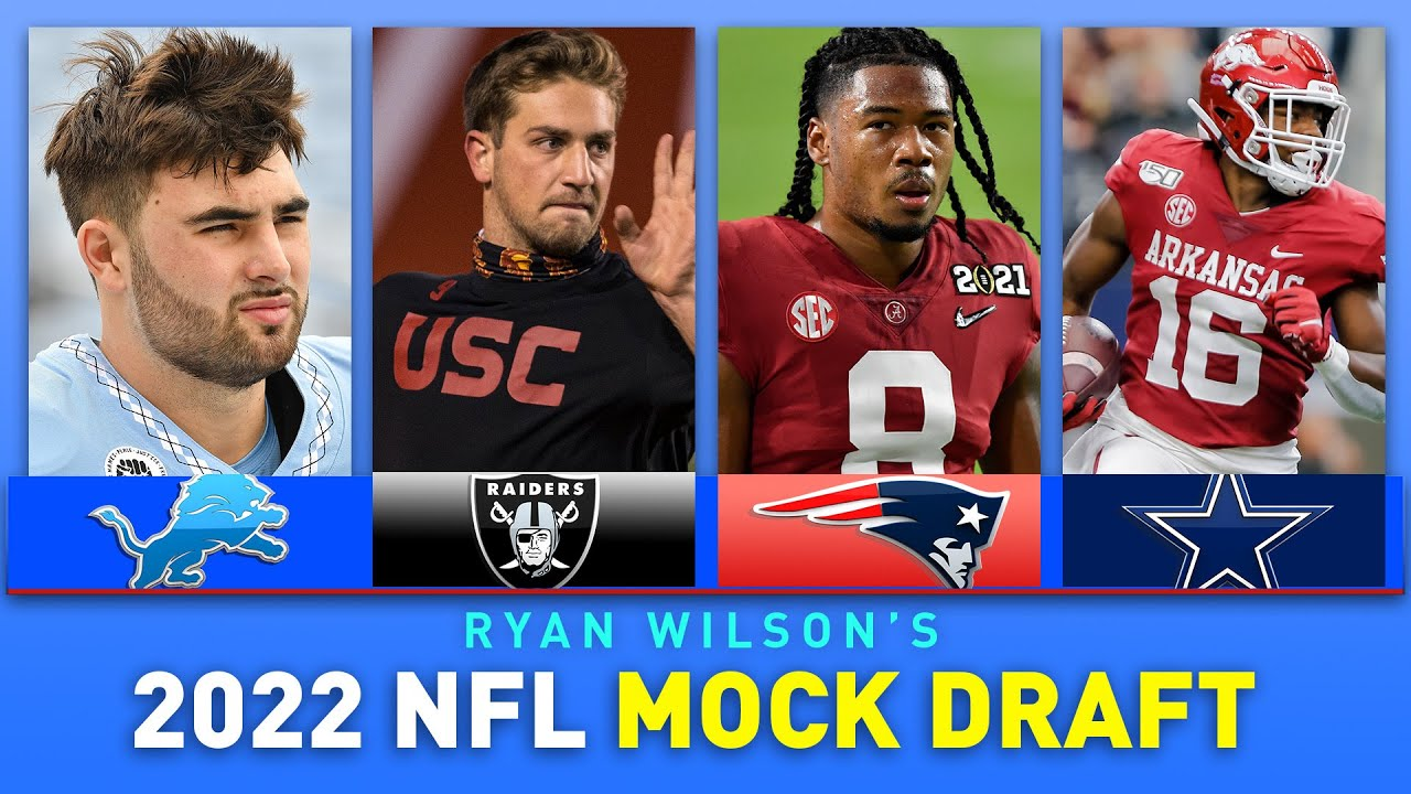2022 FULL First Round NFL Mock Draft | CBS Sports HQ