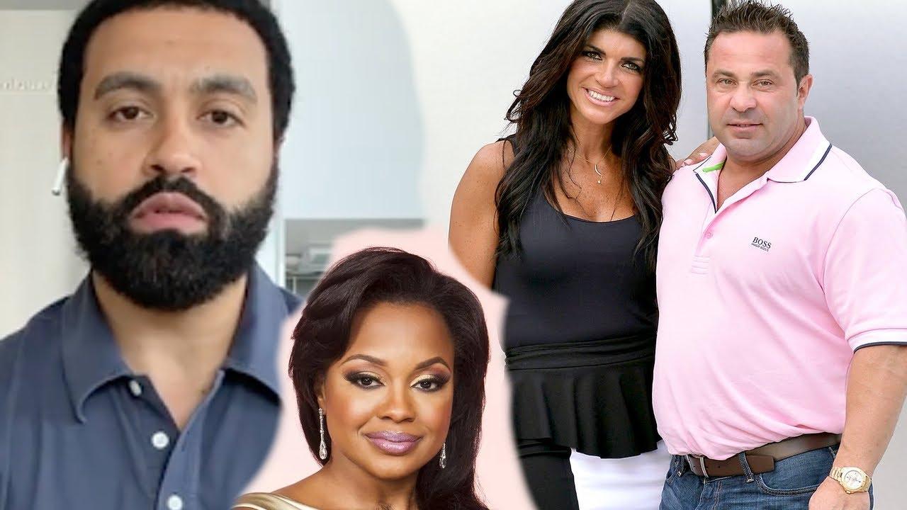 Apollo, Phaedra Parks, Ex Husband Calls Out Teresa Giudice EX Husband Joe, for a boxing match
