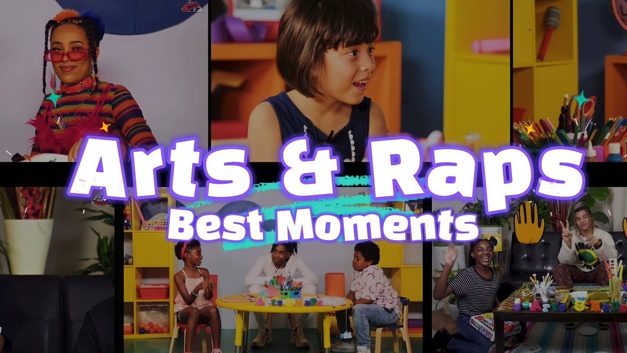 Arts & Raps Best Moments | All Def Music