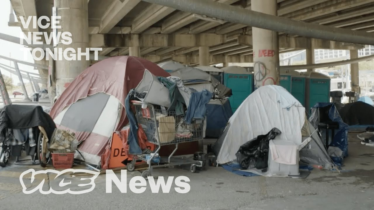 Austin Residents Can't Agree on How to Fix the Homelessness Crisis