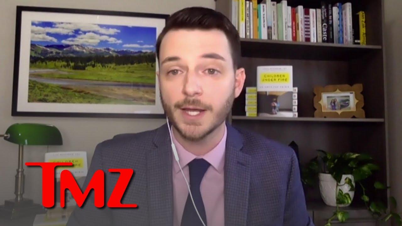 Author John Woodrow Cox Says Gun Violence Is Ruining Children's Lives | TMZ