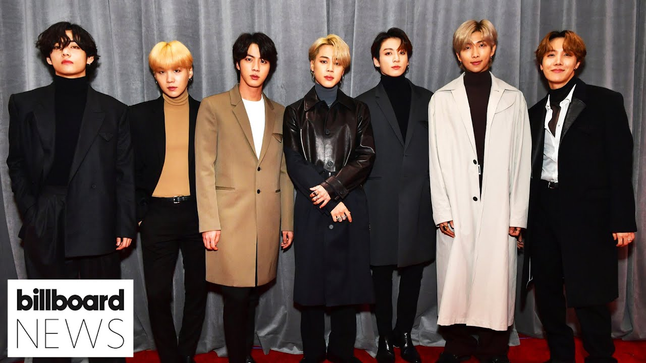 BTS Share Experiences of Racism and Lend Their Support To #StopAsianHate   Billboard News