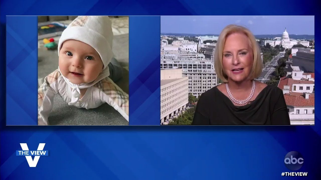 """Cindy McCain Gushes Over Granddaughter Liberty: """"I'm a Proud Grandma"""" 