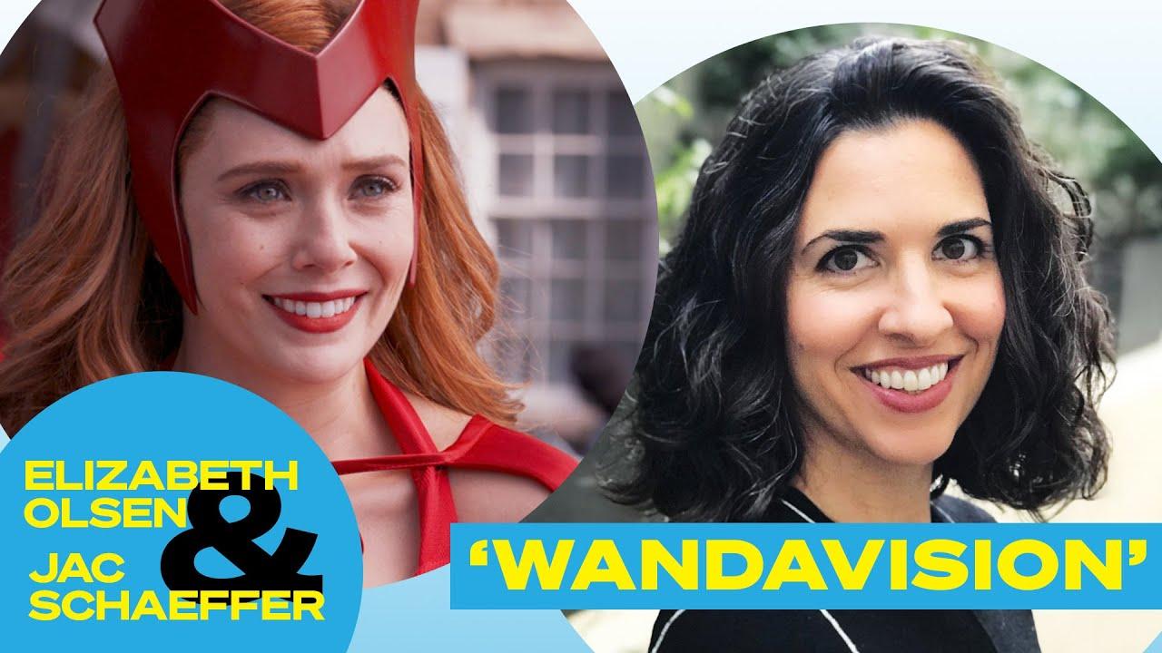 Elizabeth Olsen & 'WandaVision' Showrunner Jac Schaeffer on 'Soul Vision' and the MCU Multiverse