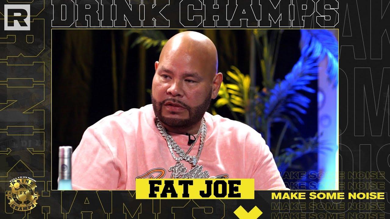 Fat Joe & Pistol Pete On DMX, DJ Khaled, Big Pun, Pete's French Montana Beef & More   Drink Champs