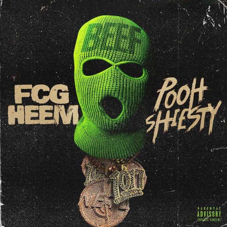 FCG Heem Feat. Pooh Shiesty - Beef [Audio]