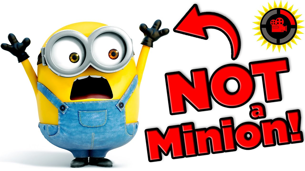 Film Theory: The Minions in Minions AREN'T MINIONS!