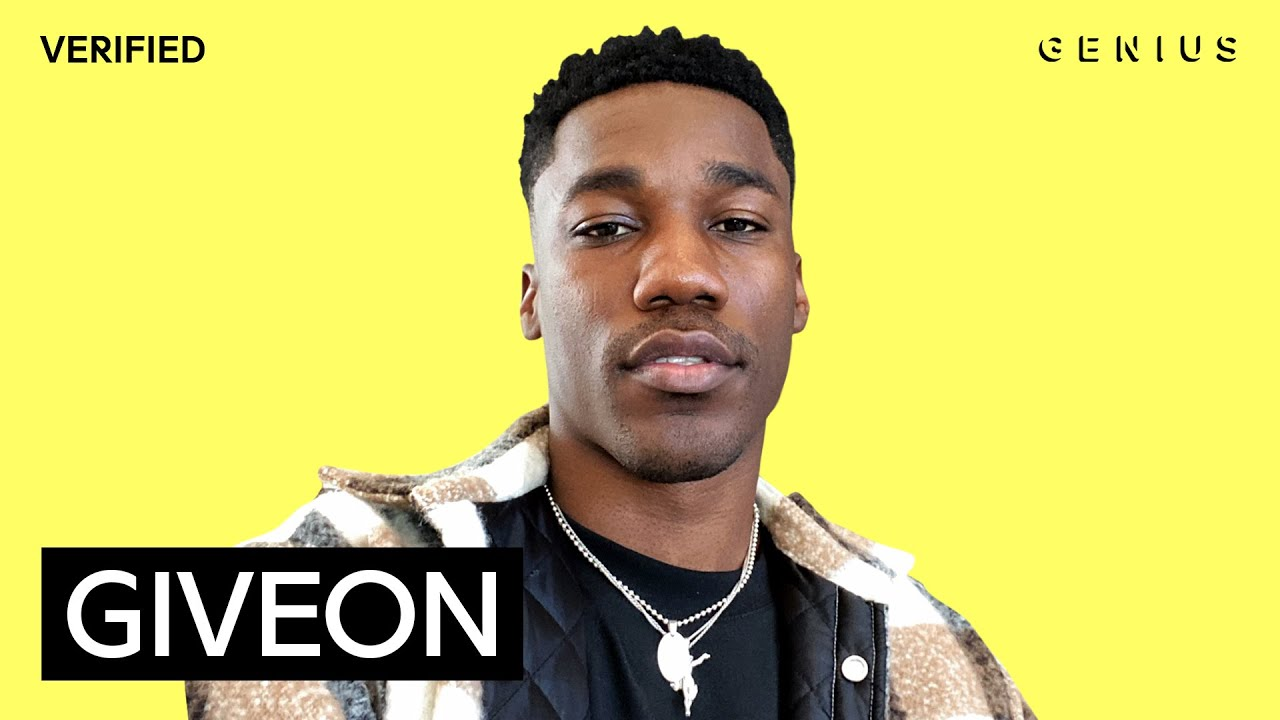 """Giveon """"Heartbreak Anniversary"""" Official Lyrics & Meaning   Verified"""