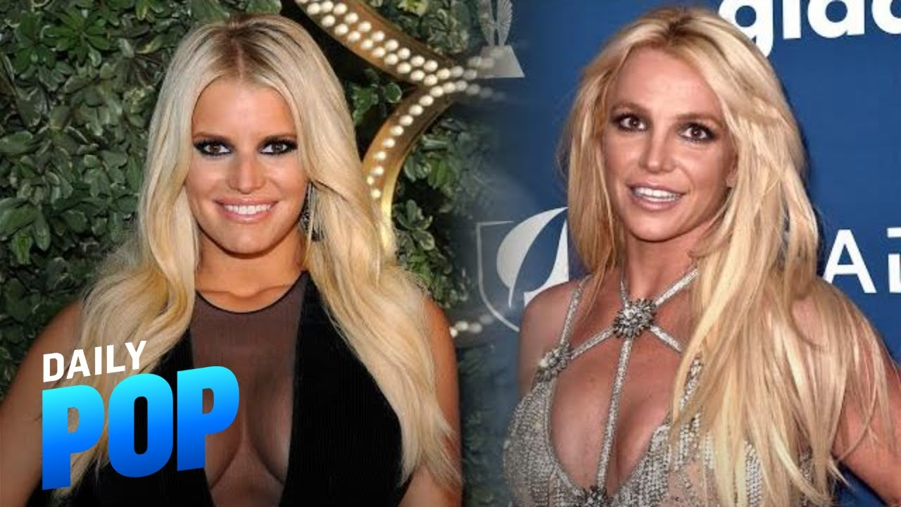 """Jessica Simpson Says Britney Spears Doc Would """"Trigger"""" Her 