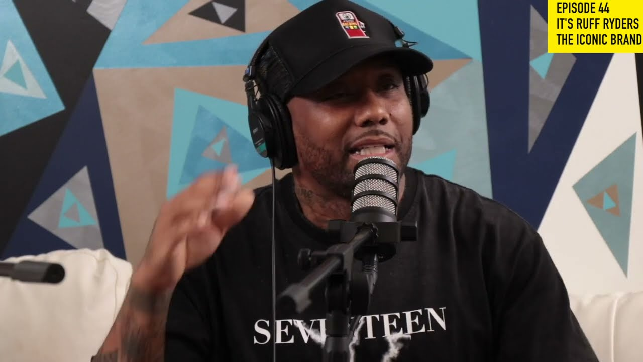 """KITCHEN TALK - EP44 MAINO WITH RUFF RYDER CO-FOUNDER DARRIN """"DEE"""" DEAN TO TALKING DMX, MASE, AND LOX"""
