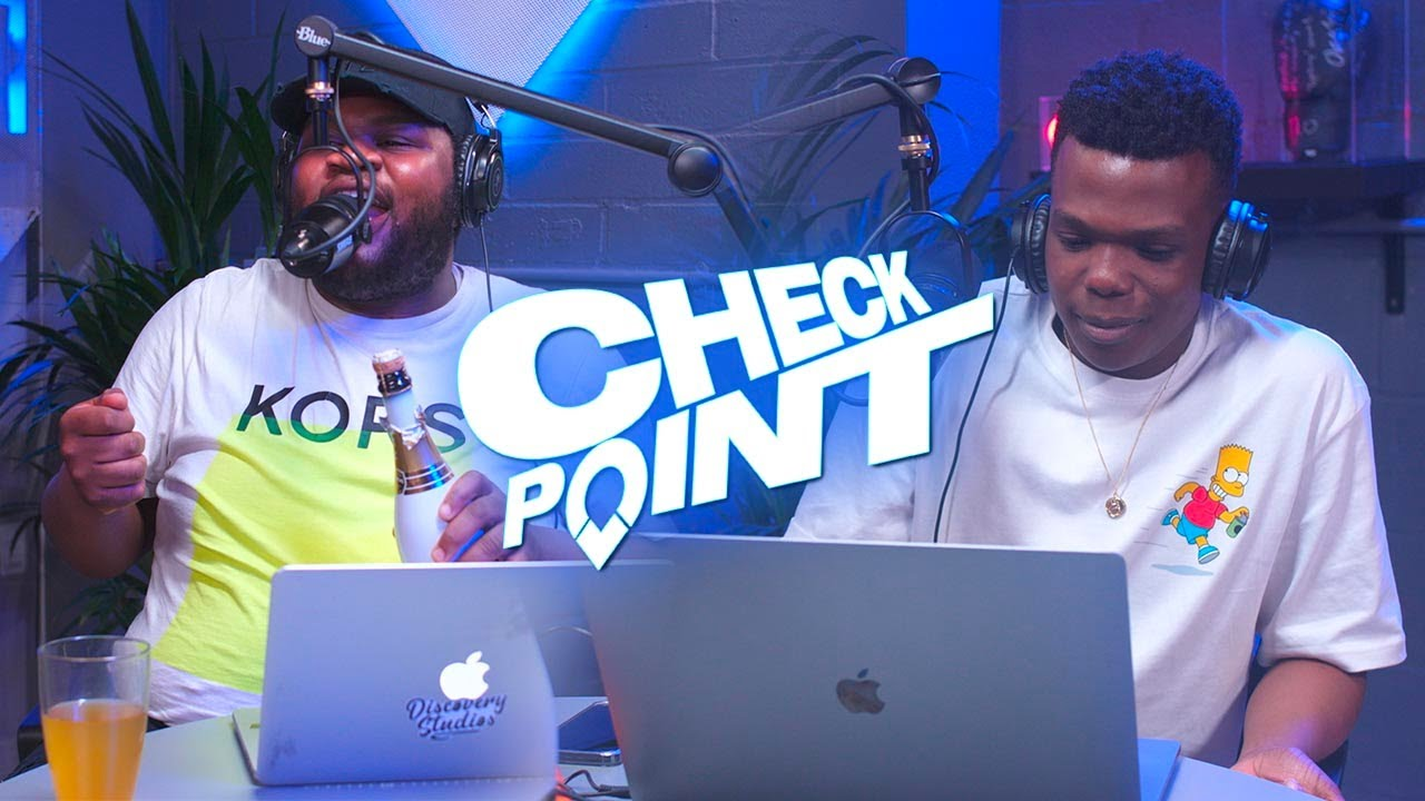 LIVE Music Reviews and Tracks of the Week on The Final Checkpoint Episode!   The Hub