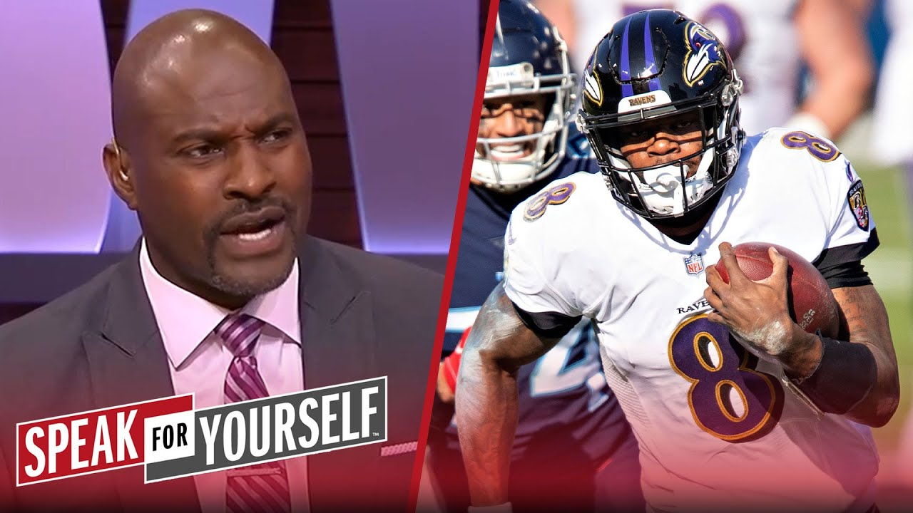 Marcellus Wiley defends why Lamar Jackson is the best NFL player under 25 | NFL | SPEAK FOR YOURSELF