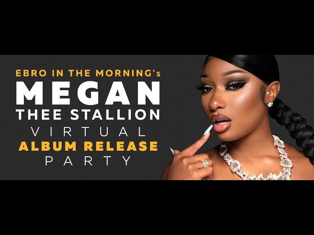 Megan Thee Stallion Reacts To Grammy Nomination, Speaks On Tory Lanez Diss + Social Media
