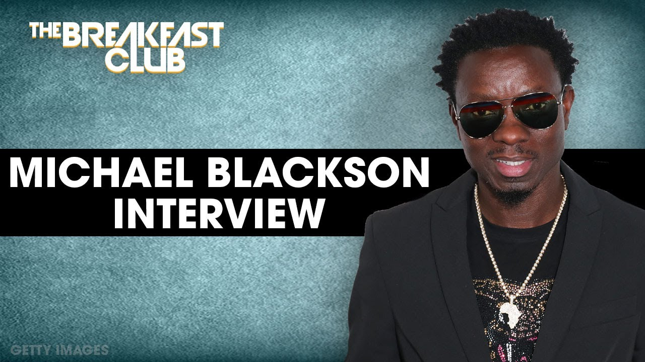 Michael Blackson Talks New Podcast With Chinese Best Friend, Relationship + More