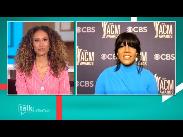 Mickey Guyton on 'powerful' GRAMMMY Performance and New Country Album