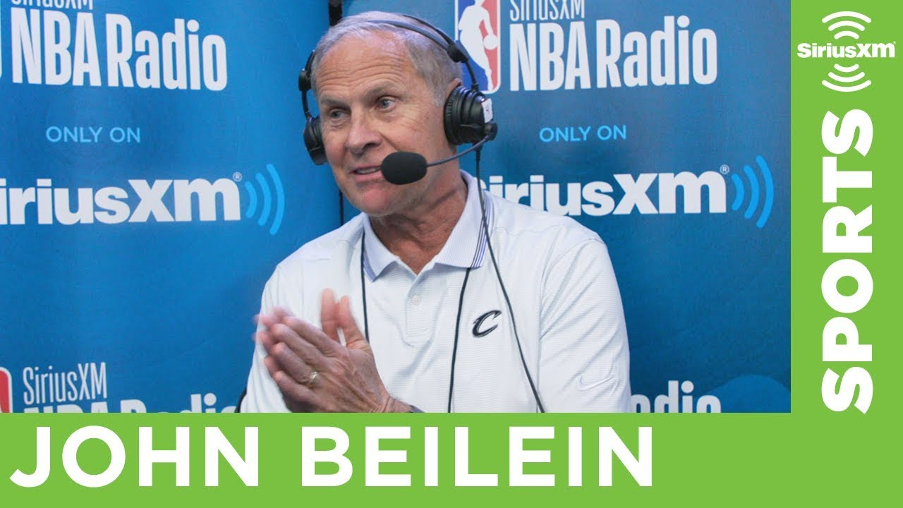 New Cavaliers Coach John Beilein is Happy to be in Cleveland