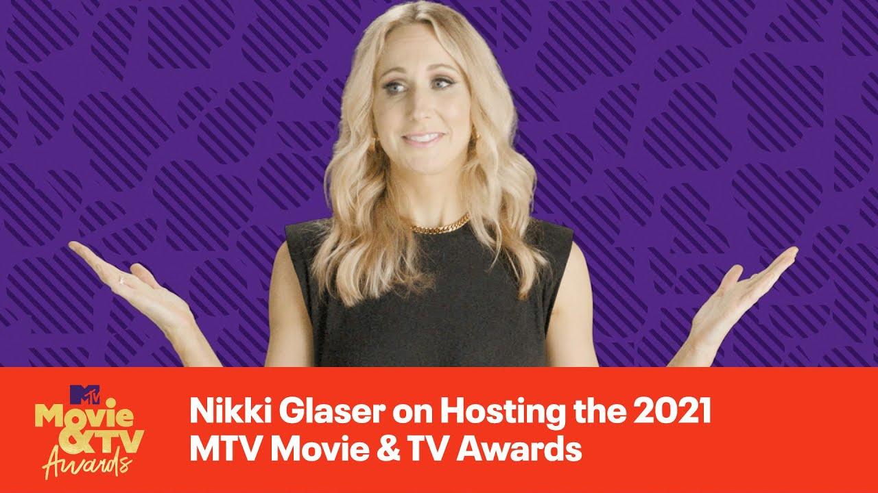 Nikki Glaser on Hosting the 2021 Movie & TV Awards 🏆 Unscripted | MTV Movie & TV Awards