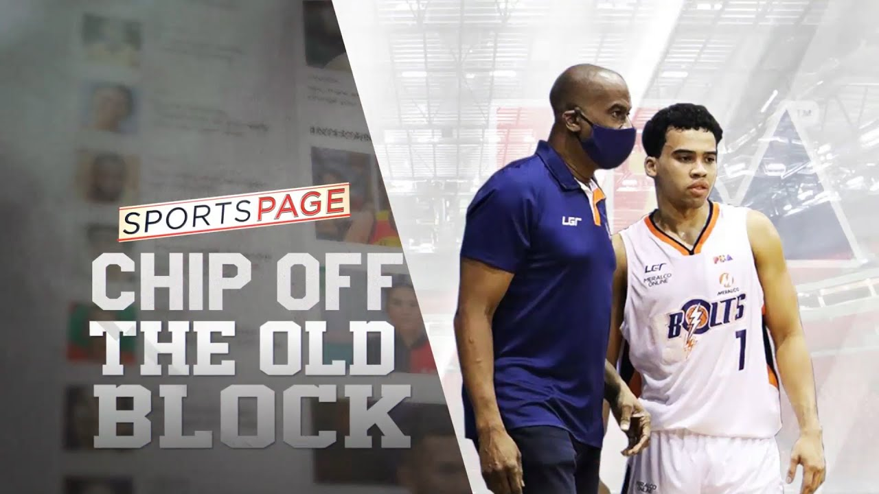 """Norman and Aaron Black: """"Chip off the old block"""" 