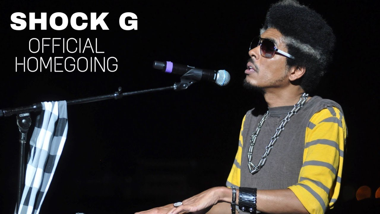 Official Live: Shock G Homegoing Funeral YoYo And The Luniz In Attendance