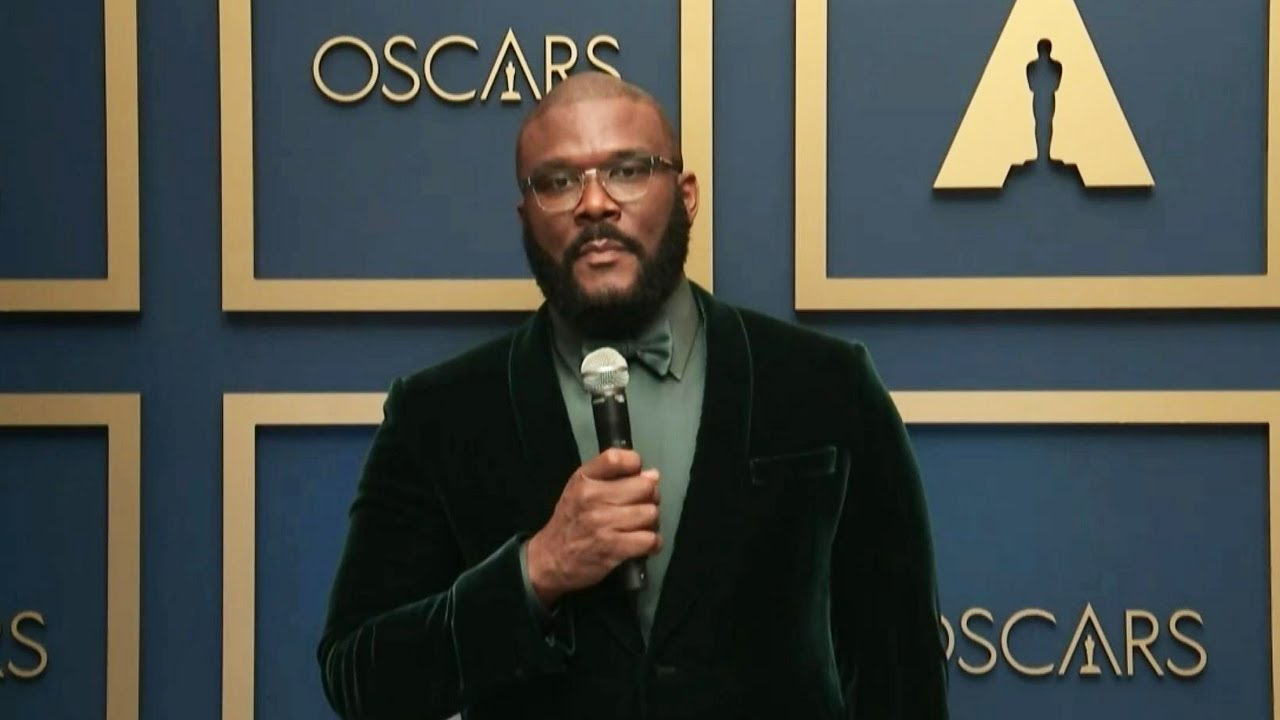 Oscars 2021: Tyler Perry on Receiving Jean Hersholt Humanitarian Award (Full Interview)