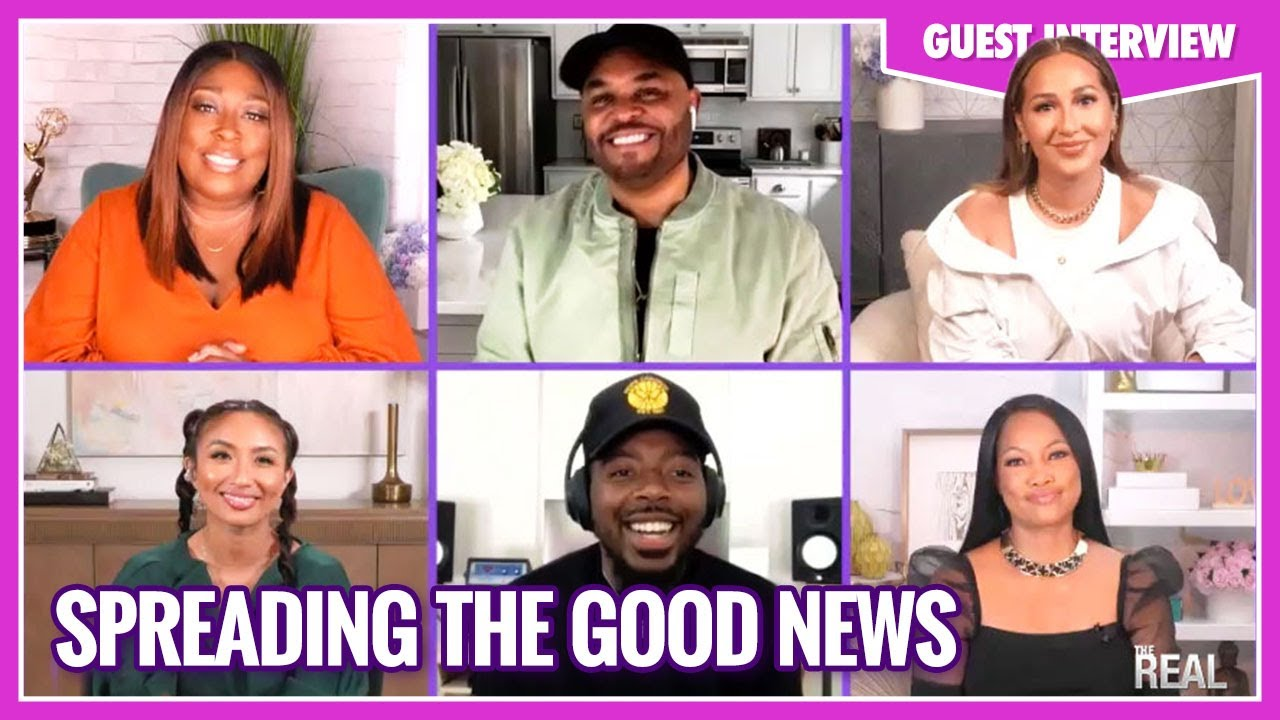 Part One: Israel Houghton & Chandler Moore on Resurgence of Christian Music: 'We Need Good News'