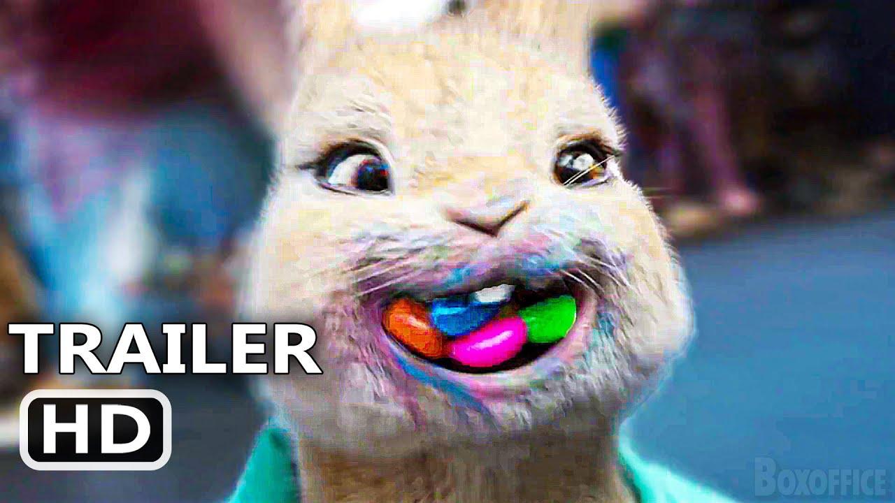 PETER RABBIT 2 Final Trailer (2021)