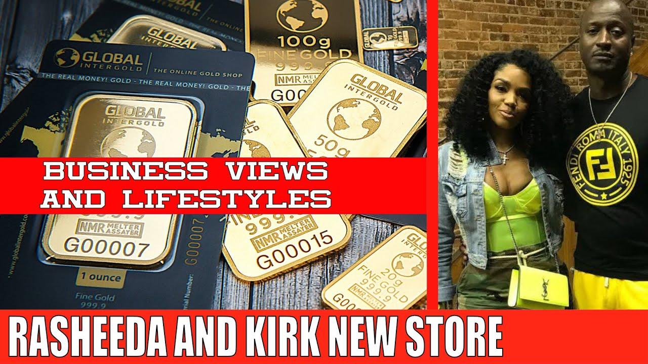 RASHEEDA & KIRK OPEN A NEW STORE IN HOUSTON NEXT TO NEIMAN MARCUS : BUSINESS VIEWS AND LIFESTYLES