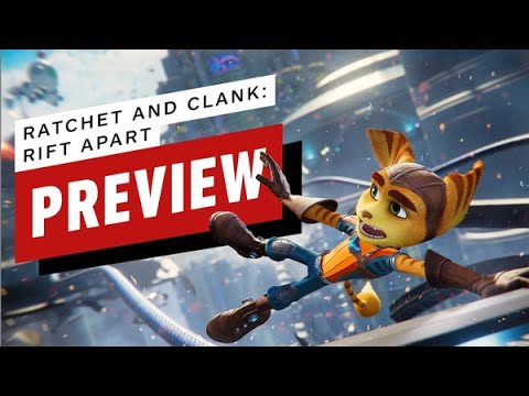 Ratchet and Clank: Rift Apart PS5 Preview: Massive Heart, Epic Scale