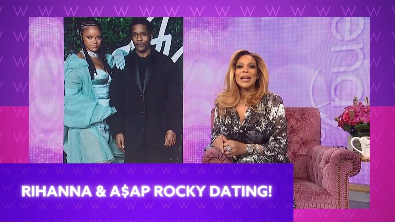 Rihanna & A$AP Rocky Dating!