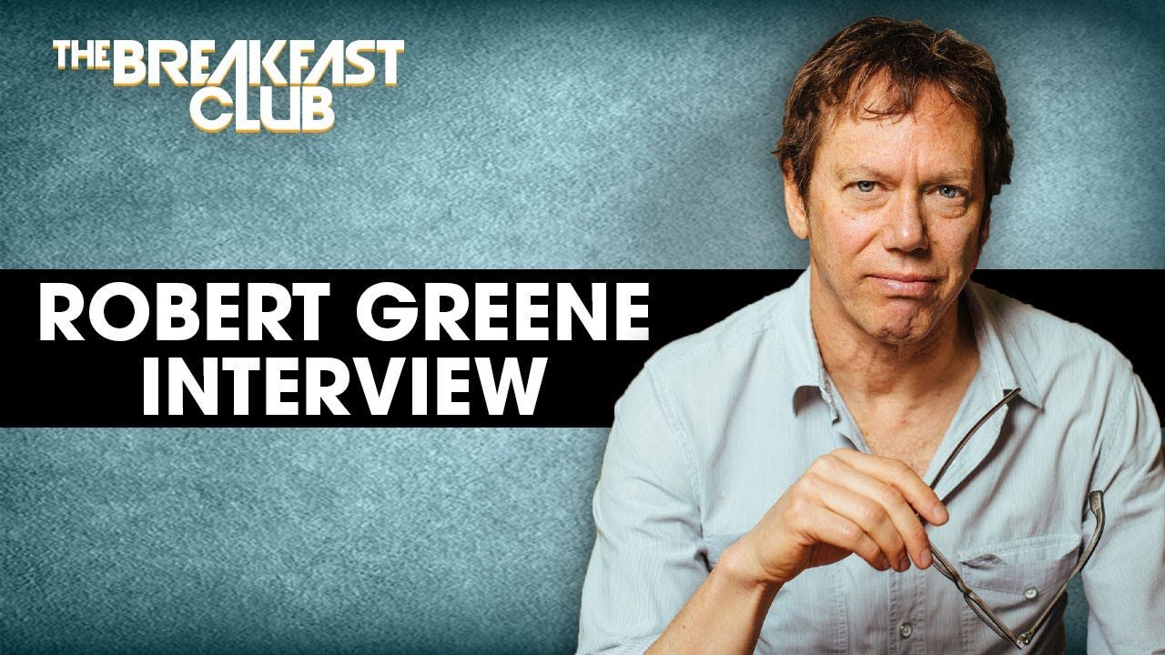 Robert Greene Speaks On Critiques To Culture, Fear, Redemption, Malcolm X + More