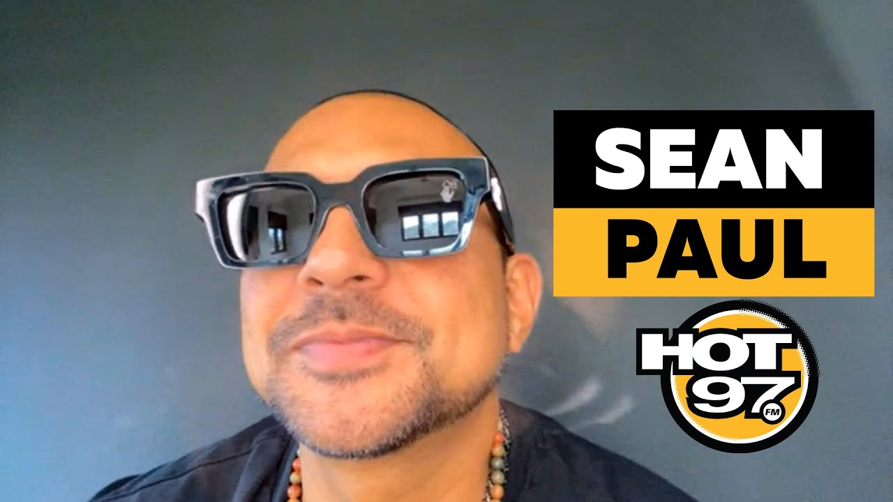 Sean Paul On Why He Won't Do A Verzuz, Feeling Slighted At Grammys, + Next Gen Reggae Artists