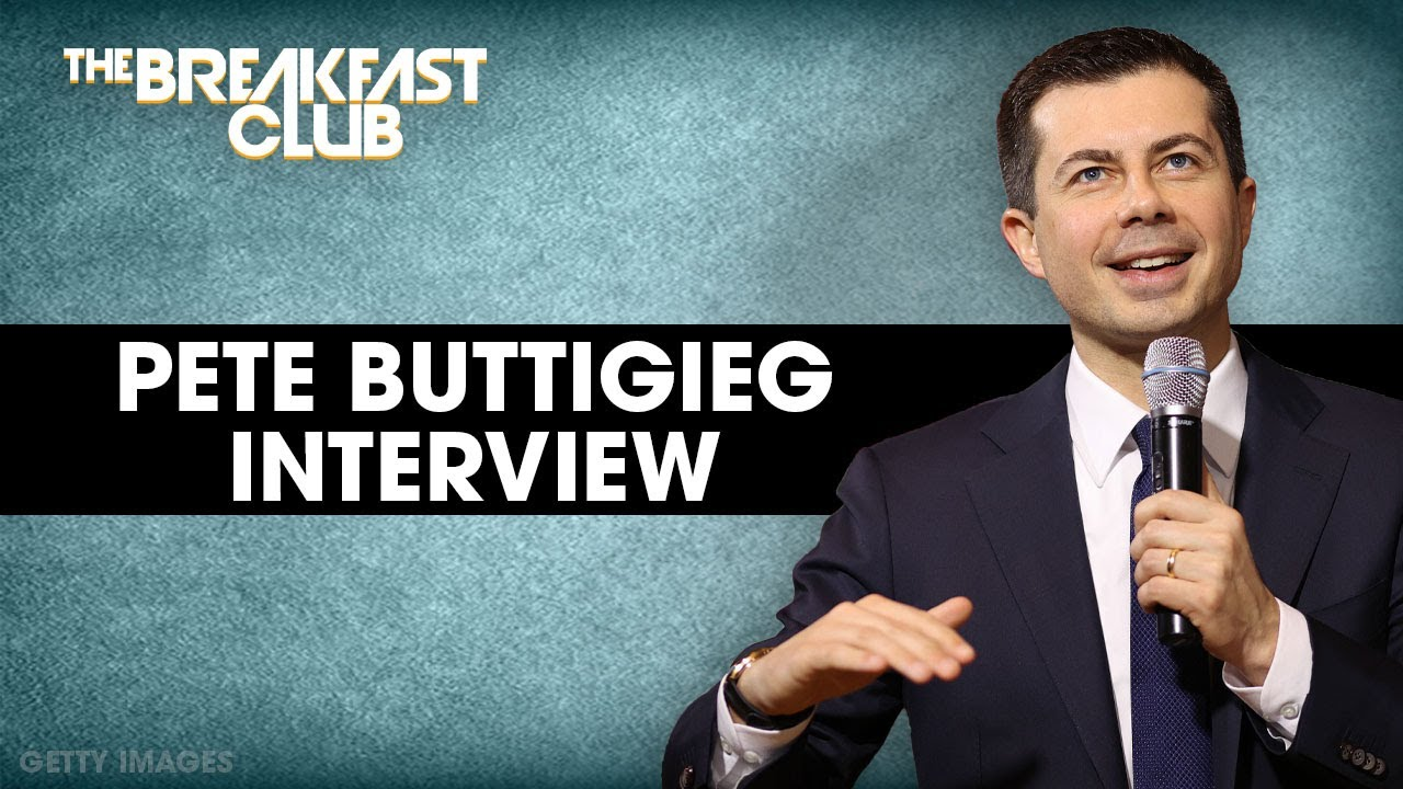 Secretary Pete Buttigieg On America's Infrastructure Opportunity, Racism Shaping Roadways + More