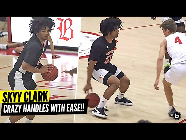 Skyy Clark SAUCES UP Defenders For Nasty 34 Points!! 1st Game of 2021!!