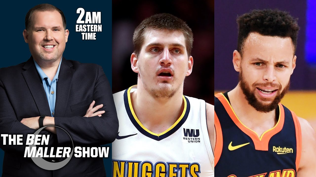 Steph Curry Is No MVP But The 'System Player Narrative' is Dead | BEN MALLER SHOW