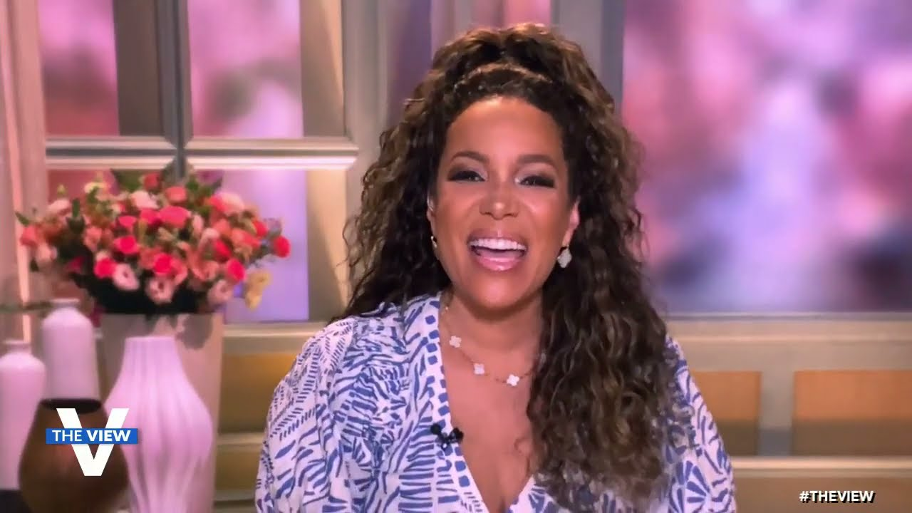 """Sunny Hostin On Debut Novel """"Summer on the Bluffs"""" and Production Company Launch   The View"""