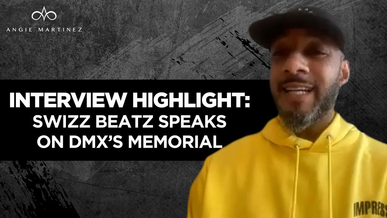 Swizz Beatz Doubles Down On What He Said At DMX's Memorial, Reflects On Love DMX Received