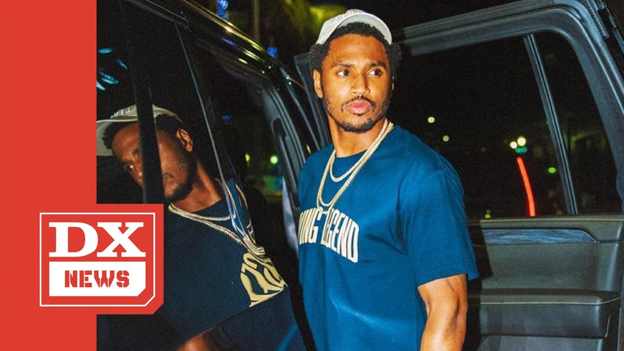 Trey Songz Accused Of Striking Woman - With His Car