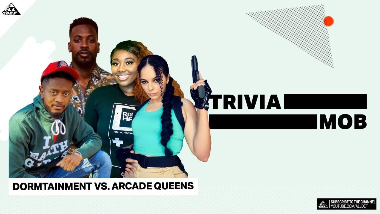 TriviaMob   Dormtainment vs Arcade Queens   All Def