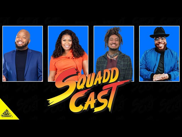 Wake Up With Talent vs Wake Up With The Perfect Body | SquADD Cast Versus | All Def