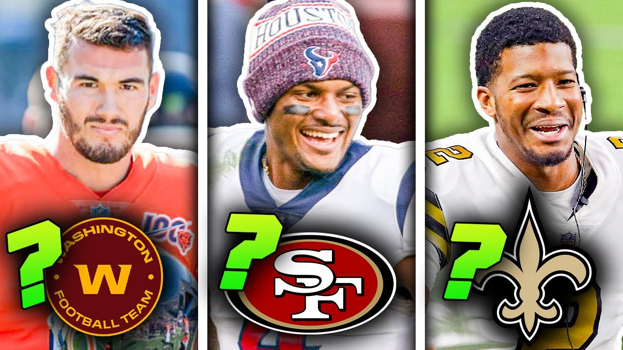Way To Early 2021 Starting Quarterback Predictions For All 32 NFL Teams