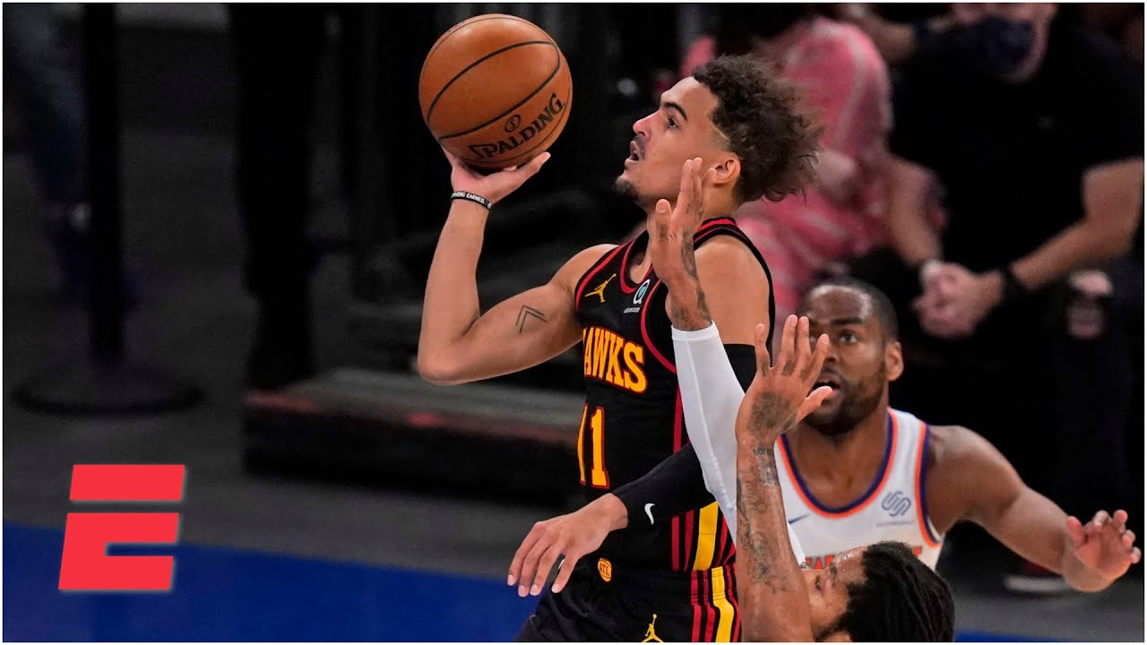 Who's to blame for the Knicks' failure to guard Trae Young in the their Game 1 loss?   KJZ