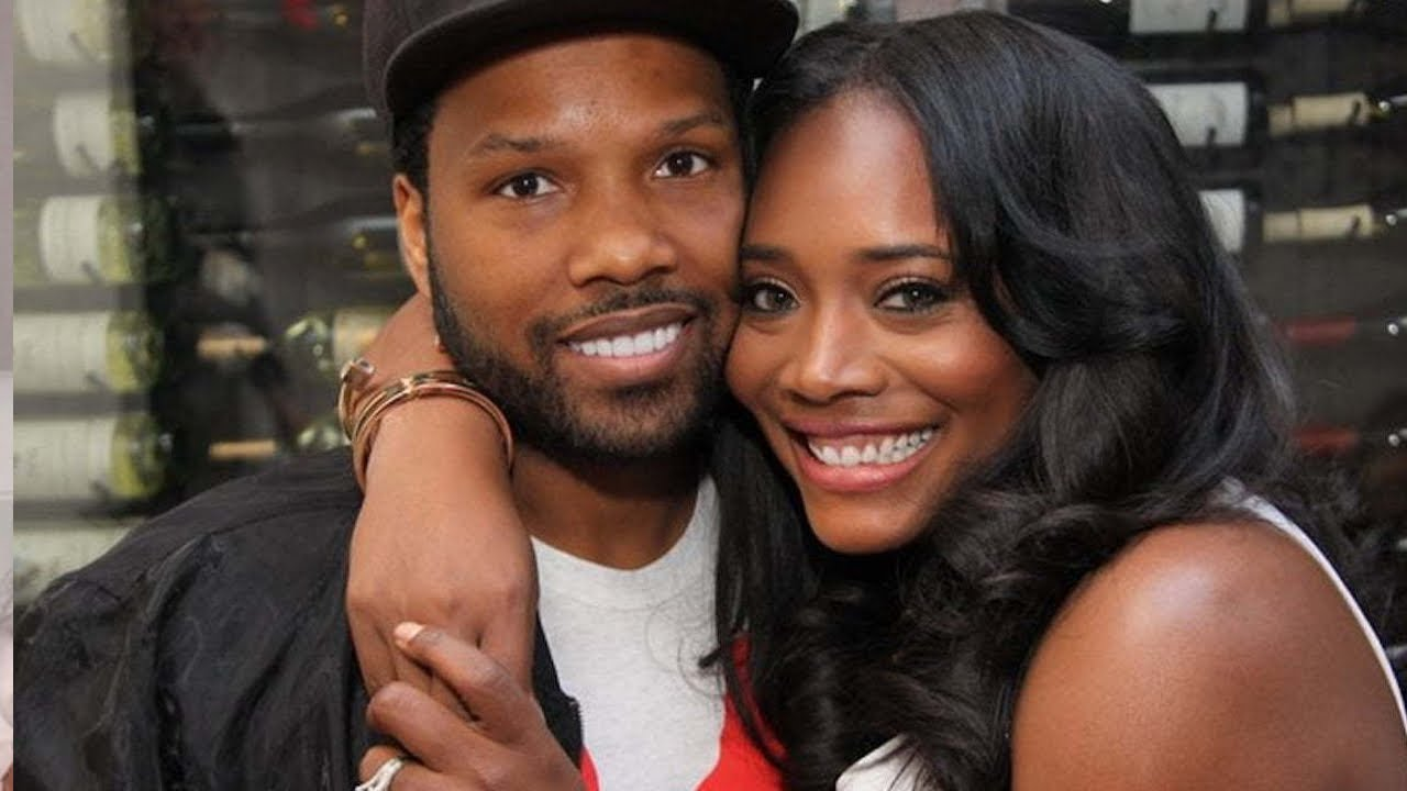 Yandy Smith cries when her man Mendeecees tells her he not 100% dedicated to their relationship