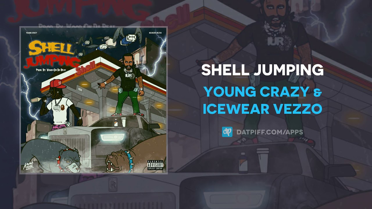 Young Crazy & Icewear Vezzo - Shell Jumping (AUDIO)