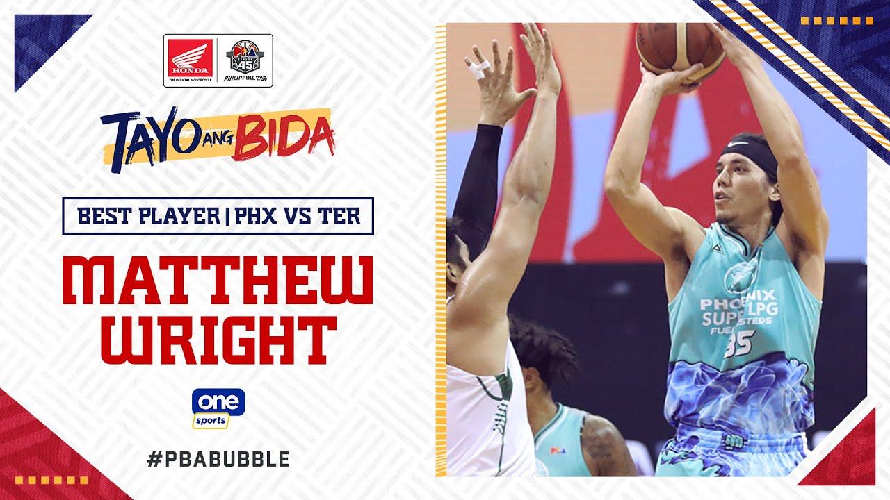Best Player: Matthew Wright | PBA Philippine Cup 2020