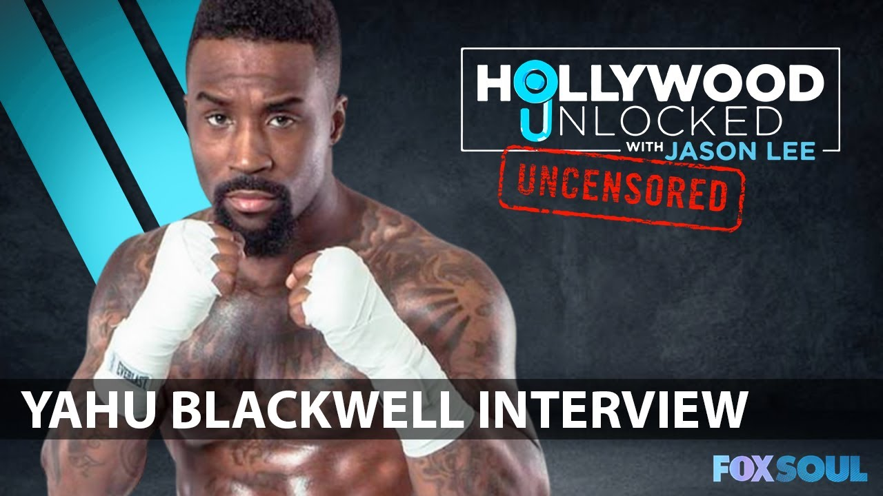 Boxer Yahu Blackwell on Nate Robinson Knockout & Former Gang Member Honored By School