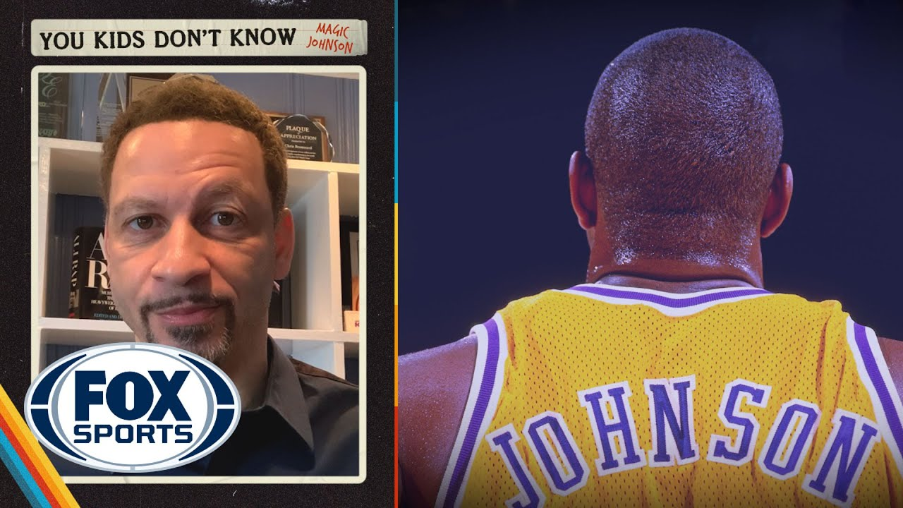 """Chris Broussard: Magic Johnson was """"defined by winning more than anything else"""" 