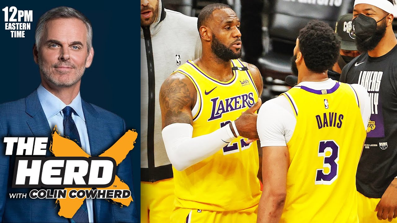 Colin Cowherd - Anthony Davis Bounces Back But Can He Do it Again?