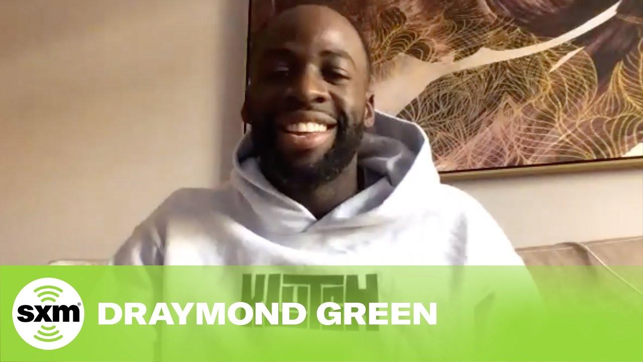 Draymond Green Talks Steph Curry and Klay Thompson